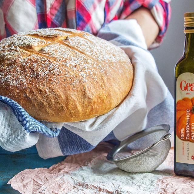 Хлеб по рецепту Джейми Оливера