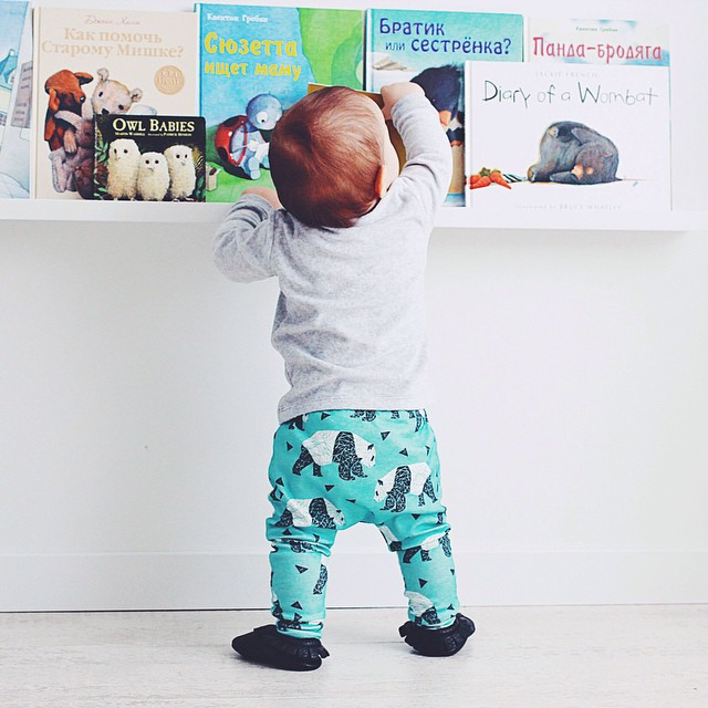 Подборка детских книг для самых маленьких. Часть 2