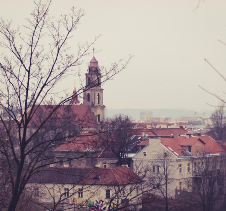 По мощеным улицам: путешествие в Вильнюс
