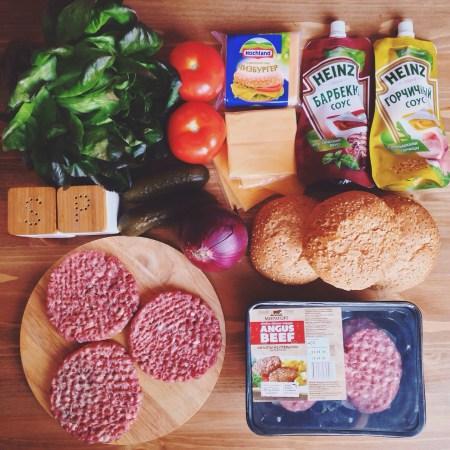 Быстрые рецепты от Вероники: бургеры