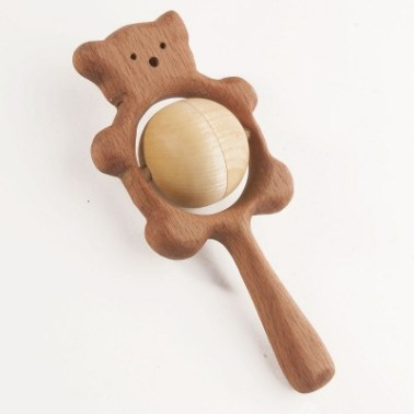 Семейное дело: деревянные игрушки