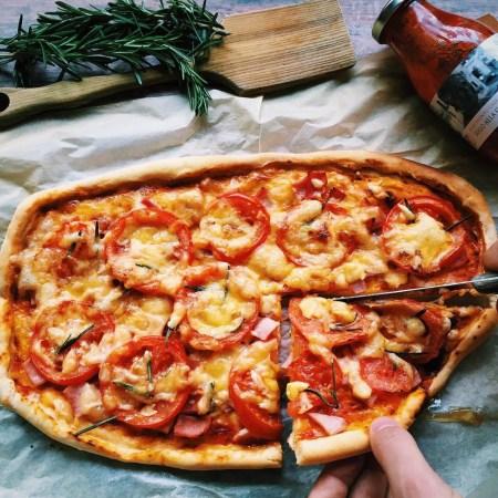 Рецепт основы для пиццы