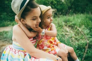 Лето в шляпах: Элла и Варвара