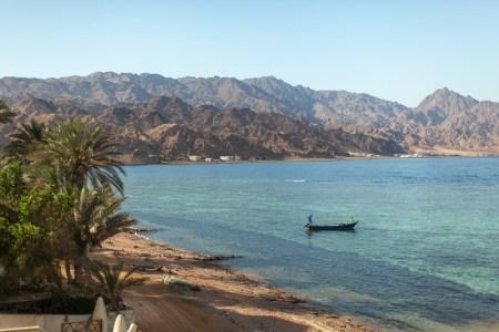 Ветер и море: путешествие в Дахаб