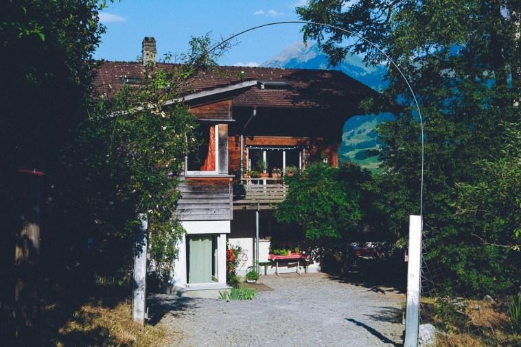 Голубые озера и зеленые холмы: путешествие в Швейцарию