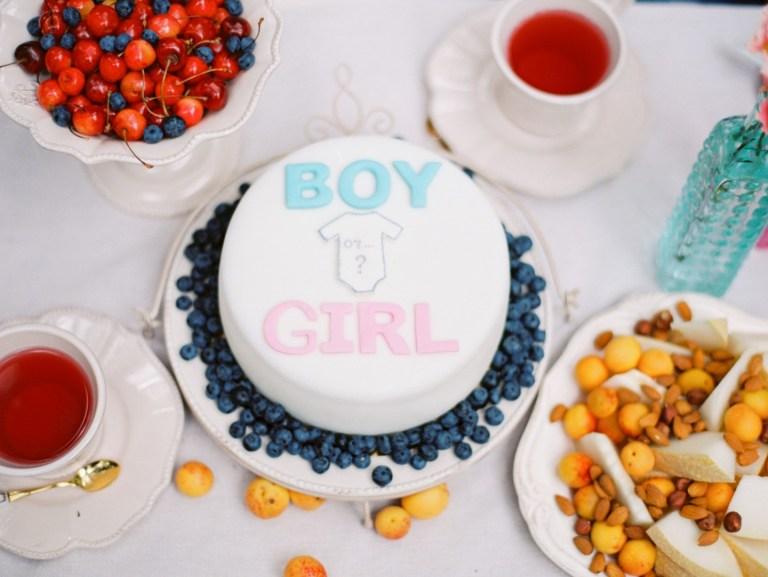 Gender Reveal Party: мальчик или девочка