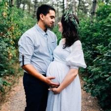 В прекрасном ожидании: Яна и Андрей