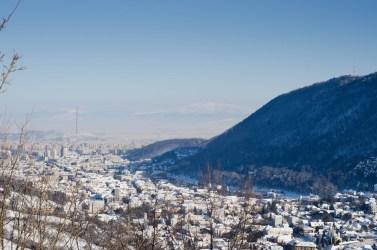 Зима в горах: загадочная Трансильвания