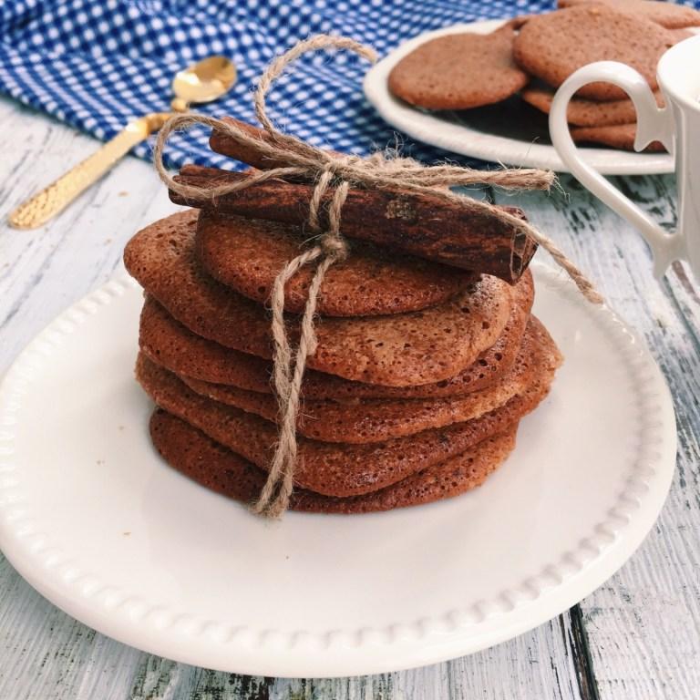 Рецепт миндального печенья