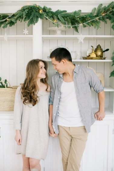 Домашнее утро: Кирилл и Полина