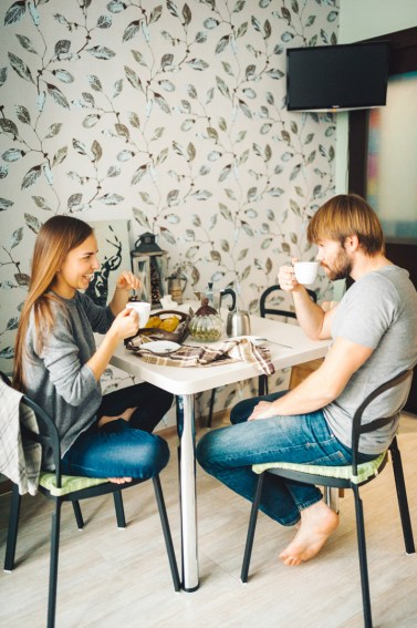 Время для семьи: Дмитрий, Анна и Арсений