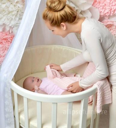 Семейный шоппинг: Выбираем кроватку для малыша с EllipseFurniture