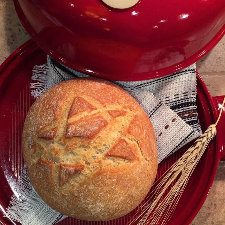 Рецепт домашний хлеба