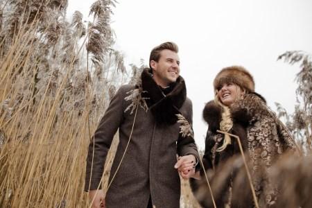 В стиле широкой Масленицы: Дмитрий и Евгения