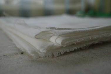 Сделай сам: Ручная набойка по ткани