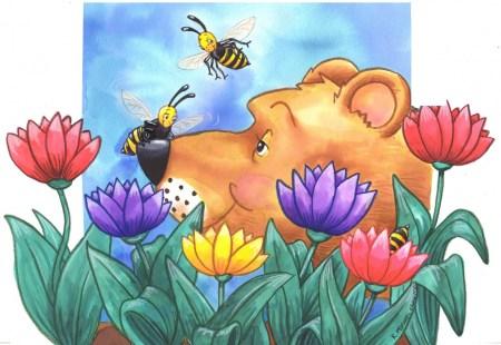 Подборка мультфильмов про Весну