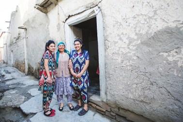 Древний и сказочный Узбекистан