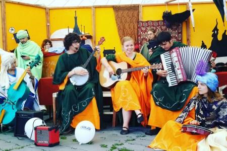 Фестиваль, посвященный мирам популярного писателя Макса Фрая