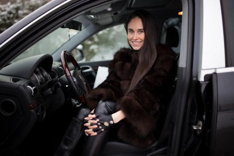 Интервью с Иланой Юрьевой. Шоу «Уральские пельмени»