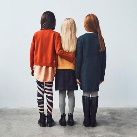 7 самых интересных скандинавских брендов детской одежды
