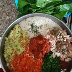 Турецкое блюдо: Сарма