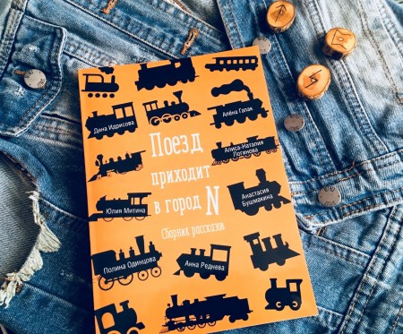 Книги: «Поезд приходит в город N»