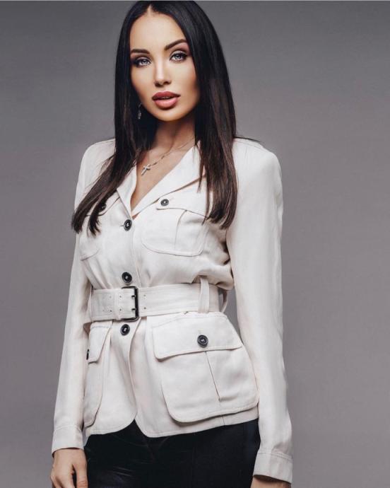 Анастасия Барашков. Модель, телеведущая, актриса