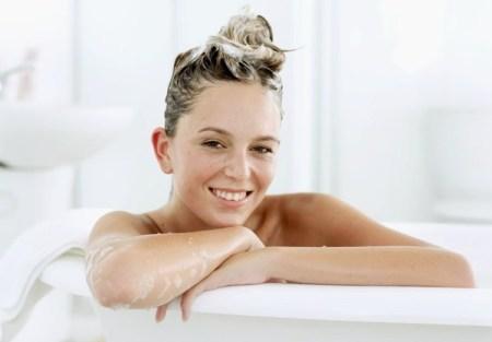 Как мыть голову правильно?