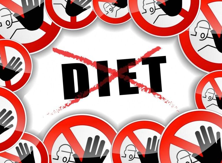 Скажи нет диетам