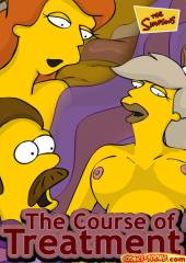 The Simpsons – The Course of the Treatment