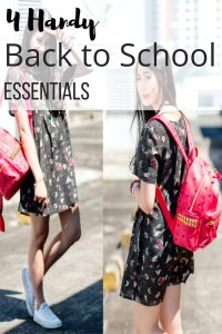 Handy Back to School Essentials + Linkup