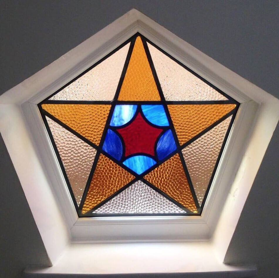 Bespoke Stained Glass Altrincham