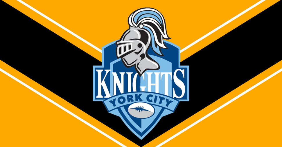 York Knights Sign Ex Super League Star The 18th Man