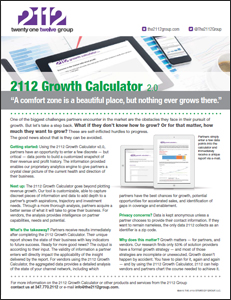 2112 Growth Calculator
