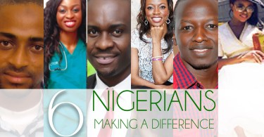 6 Nigerians Making a Difference