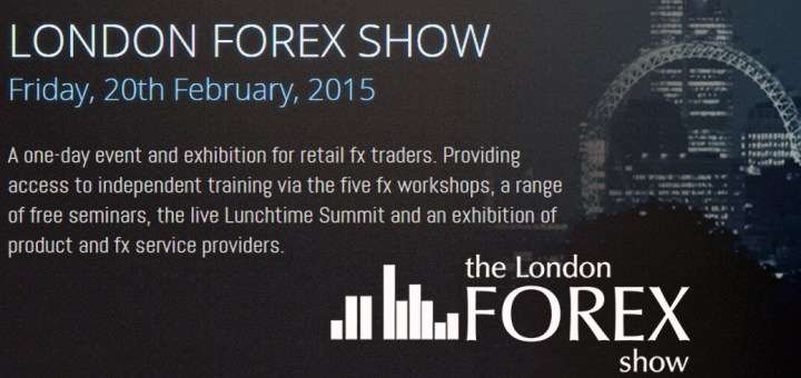 London forex show 2015