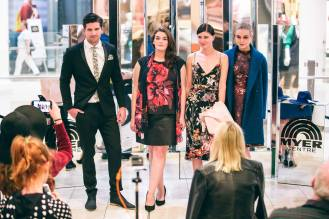 Winter looks from the Myer Centre 'Hello New Season' styling session