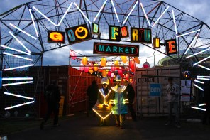 Have you visited the Good Fortune Market yet?