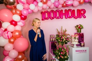 Beauty label 1000 hour celebrates 25 years at Madame Brussels