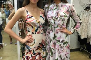 Cimon Vozzo shares her top spring styling tips at Style Society