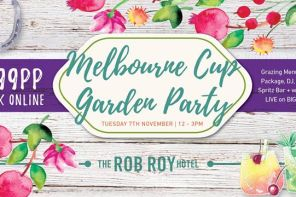 Melbourne Cup at Rob Roy Hotel