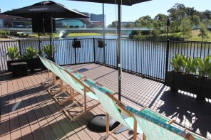 Ultimate day-drinking spot 'The Pontoon' launches on the Riverbank