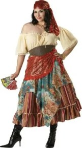 ideas for halloween costumes for women plus size