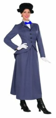 mary poppins book character costumes