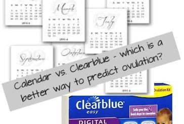 clearblue digital ovulation predictor test
