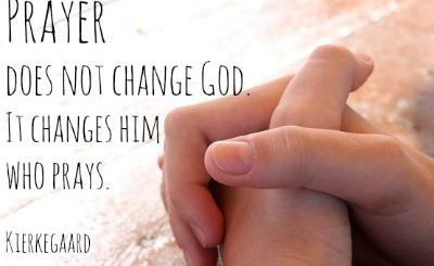 Praying With Your Partner