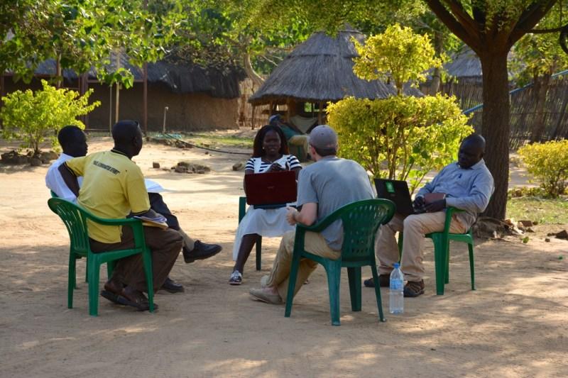 South Sudan - Seed Effect