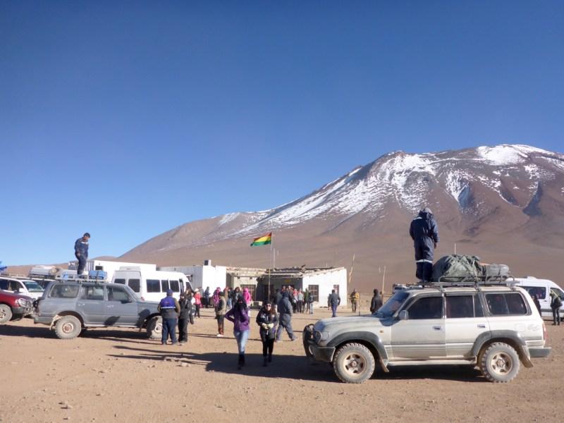 Chile - Bolivia Border