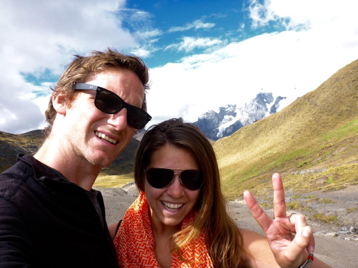 Cordillera Huayhuash, Peru