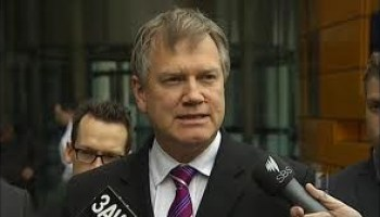 Andrew Bolt: the globe-trotting weather presenter